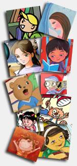 Galeria 20 derechos- ilustracion infantil peruana