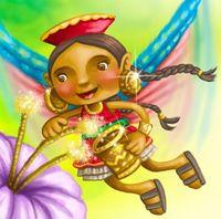 Peruvian fairy de Jose Antonio Avalos