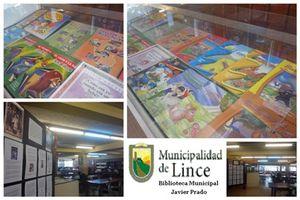BibliotecaMunicipalidadLince