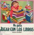 Me gusta jugar con los libros