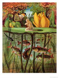 Thumbelina by Eleanor Vere Boyle