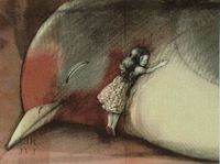 Thumbelina by Kristin Oftedal